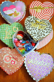 heart shaped candy diy s day heart shaped candy box knock it