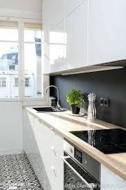 cuisine moderne blanche et cuisine moderne blanche et bois cuisine charming 7 y mo a la