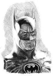 batman sketch michael keaton by rcrosby93 on deviantart