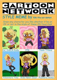 Memes Cartoon Network - marik ishtar cartoon network meme by kiki the cat demon on deviantart