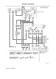 nissan armada air suspension fuse repair guides air conditioning automatic air conditioner