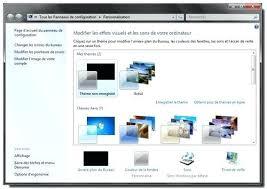 personnalisation du bureau personnalisation du bureau personnaliser windows 7 logiciel