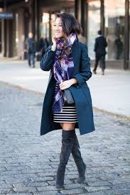street style for over 40 style watch 40 ways to wear and style over the knee boots this fall
