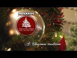 menards enchanted forest a tradition