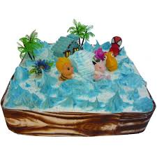 Ocean Cake Decorations Cake Delivery Online Cake Birthday Cake