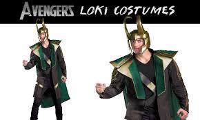 Avengers Halloween Costume Avengers Costumes 2012