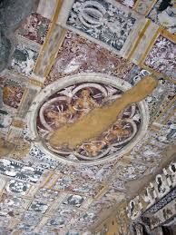 ancient and medieval indian cave paintings internet encyclopedia ajanta caves decoration of ceiling