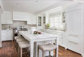 satin nickel white kitchen love everything about this white kitchen with inset cabinets home bunch interior design ideas