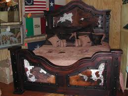 Cowhide Bedroom Furniture Bedroom Review Design - Cowhide bedroom furniture