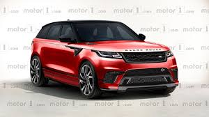 velar land rover we can only hope the range rover velar svr will look this nice