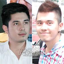 recent photo hairstyle of paulo avilino walang kupas pinoy parazzi