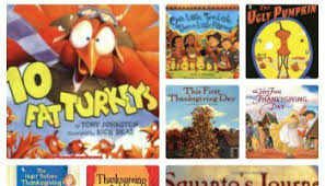 thanksgiving picture books for children