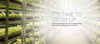fluence bioengineering commercial led grow lights