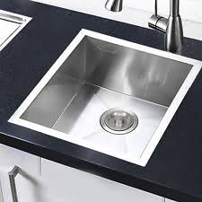 stainless steel undermount sink ebay
