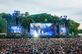 summer time concerts