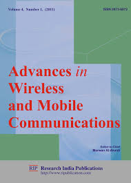 awmc advances in wireless and mobile communications computer