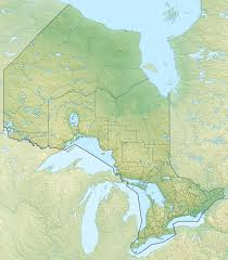 Lake Vermilion Map Ferguson Lake Sudbury District Wikipedia