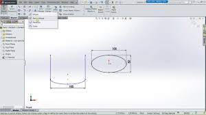 elipes tool tutorial in solidworks t 17 youtube