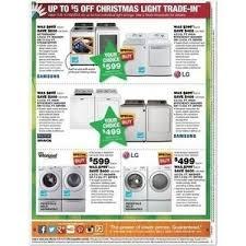 black friday best deals on christmas lights home depot appliances sale 2015 ad