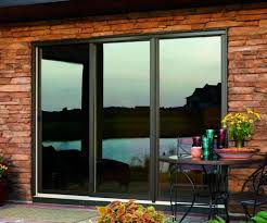 3 panel sliding glass patio doors patio door panel this comes in several different colors and is