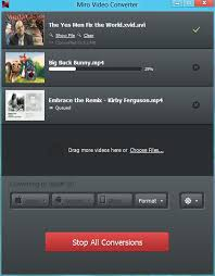 convert mov to mp4 android miro converter free convert any to mp4 webm vp8