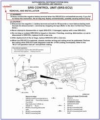 Reset Airbag Light Airbag Light Reset Evolutionm Mitsubishi Lancer And Lancer