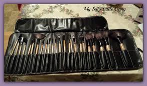 ellore femme make up brush kit review