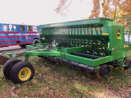 john deere 1590 grain drill john deere equipment pinterest