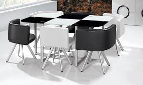 table avec chaise encastrable ensemble table chaises groupon shopping