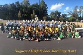 huguenot high school yearbook fundraiser by johnson huguenot high band restoration