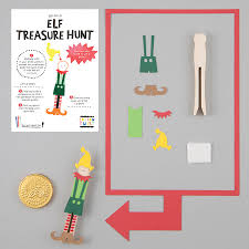 make your own elf peg doll kit by cotton twist