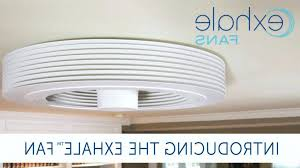 exhale bladeless ceiling fan ceiling fans bladeless ceiling fan exhale ceiling fan with light