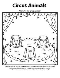 crayola coloring pages animals funycoloring