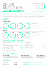 Web Designer Resume Examples by Web Developer Resume Free Resume Templates Microsoft Word