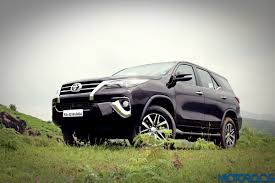fortuner new 2016 toyota fortuner india review price specs mileage