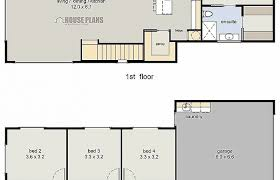 4 bedroom house plans 2 story modern house plans 2 story 4 bedroom floor plan liam payne