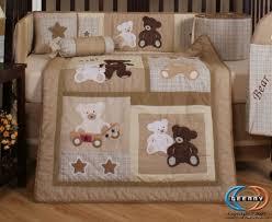Geenny Crib Bedding Geenny Boutique 13 Crib Bedding Set Baby Teddy A