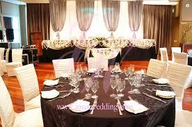 wedding backdrop linen joyce wedding service gloria and david s wedding at paramount