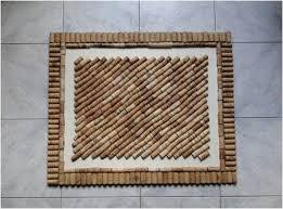 tappeto con tappi di sughero bacheca ricavata da tappi di sughero riciclati reoose nulla 礙