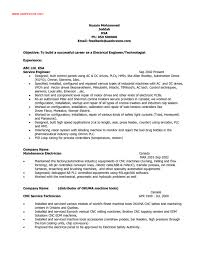 Janitorial Resume Examples Perfect Electrical Engineer Resume Sample 2016 Samples 2017