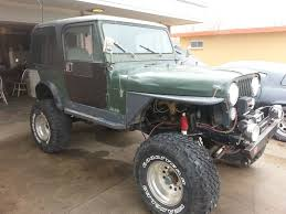 chevy jeep jeep cj 7 with 6 inch lift with rebuilt chevy 350 rebuilt turbo