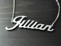 Cheap Name Necklaces Name Necklaces Cheap Using Name Necklaces For Showing Your Love