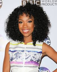 Brandy Hairstyles Celebrity Summer Hairstyles