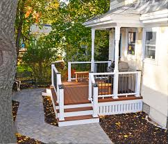 front porches u2014 a pictorial essay u2013 suburban boston decks and