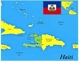 Haiti Map Gis Research And Map Collection October 2016