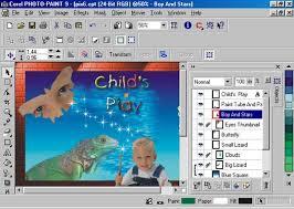 corel photo paint 9 review