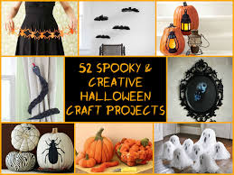 Pictures Of Halloween Crafts Spooky U0026 Creative Halloween Craft Projects