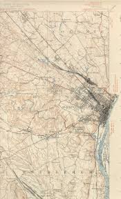 Map Of Albany New York by Albany Ny Quadrangle