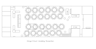 Wedding Floor Plan Software by Banquet Hall Plan Software Wedding Reception Floor Plan Crtable