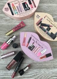 si e social sephora sephora favorites give me some lip kit lipstick diaries
